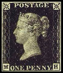 penny stamp