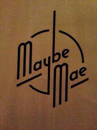 maybe mae logo